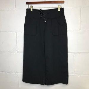 Zella Women's Size 4 Black Wide Leg Yoga Crapi